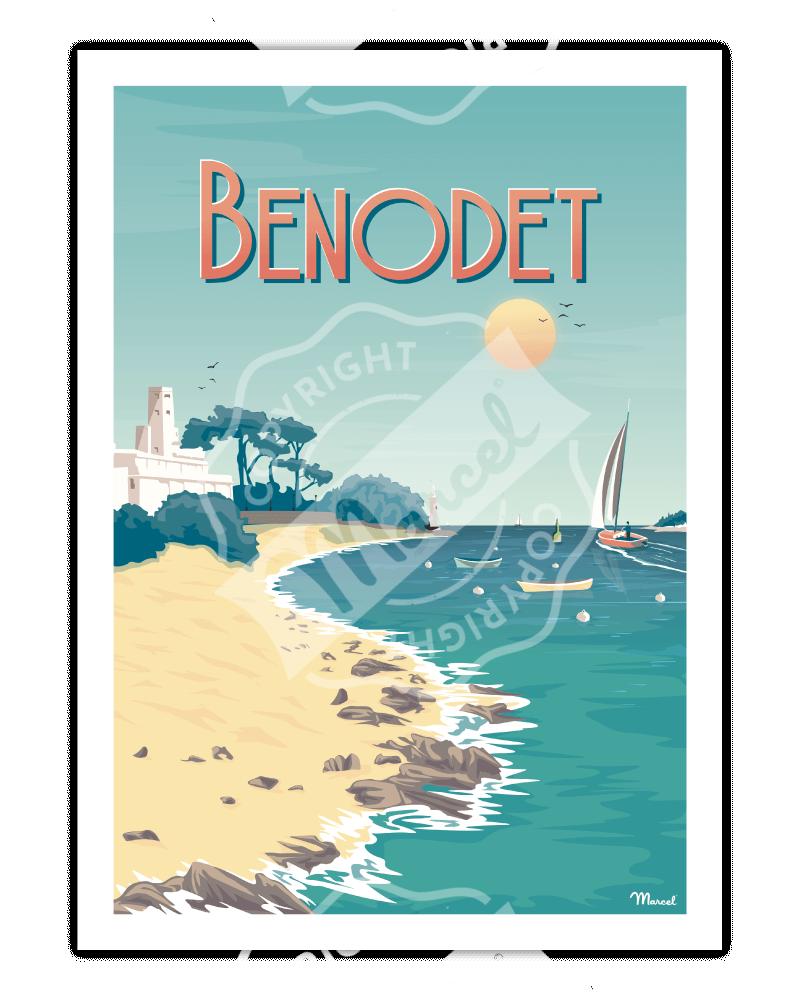 Poster BENODET