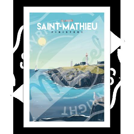 Affiche LA POINTE SAINT-MATHIEU