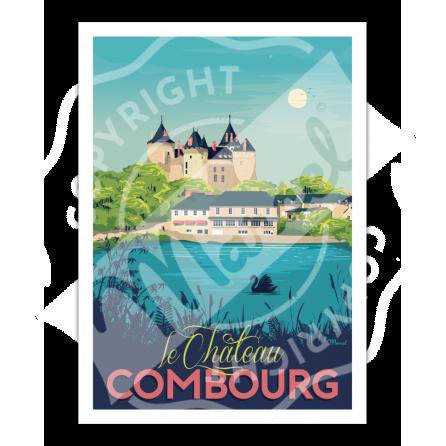 Affiche Château de Combourg