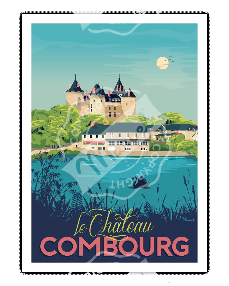 Poster Château de Combourg