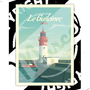 Poster LE GUILVINEC