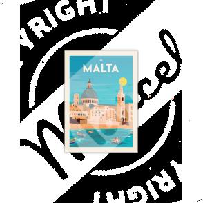 """Malta """"Souvenirs from Valletta"""""""