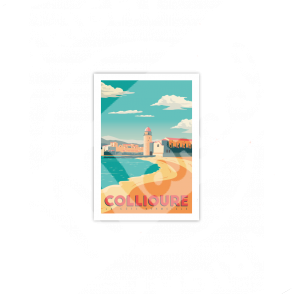 """Collioure """"Côte Vermeille"""""""