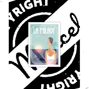 """BIARRITZ """"La Milady"""""""
