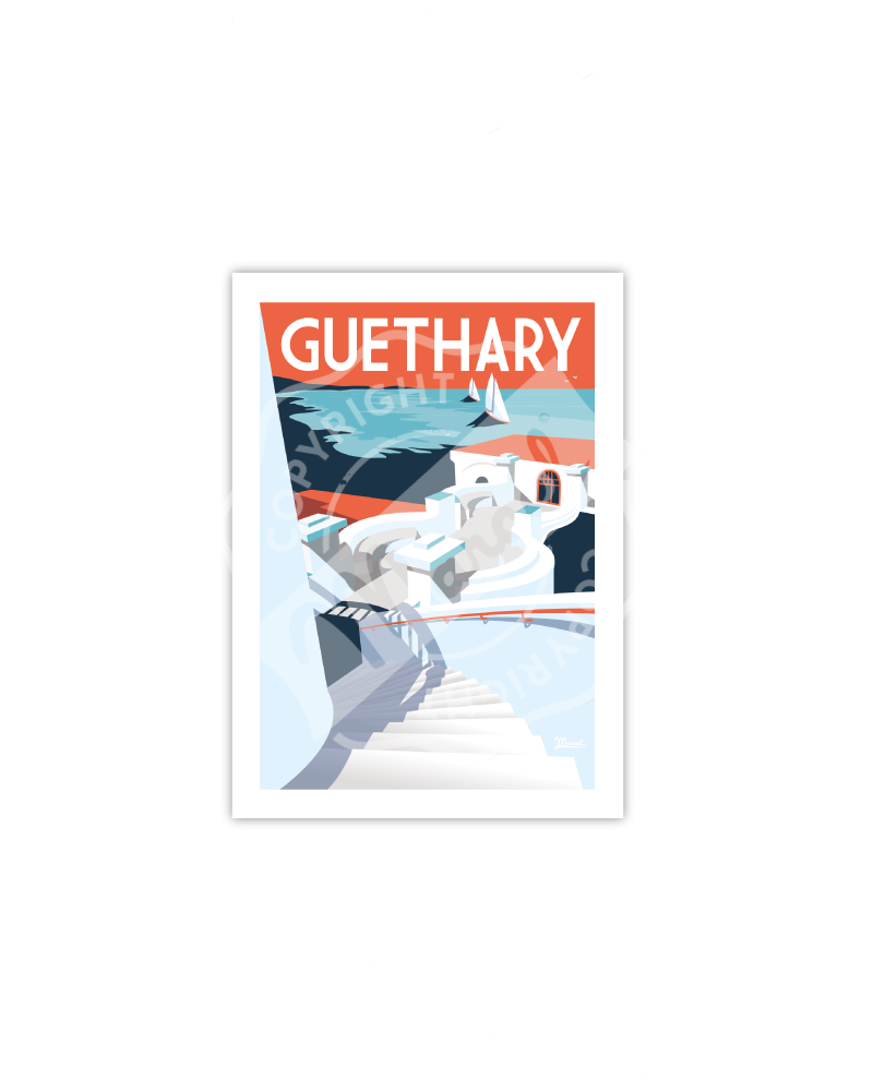 "GUETHARY ""La Passerelle"""