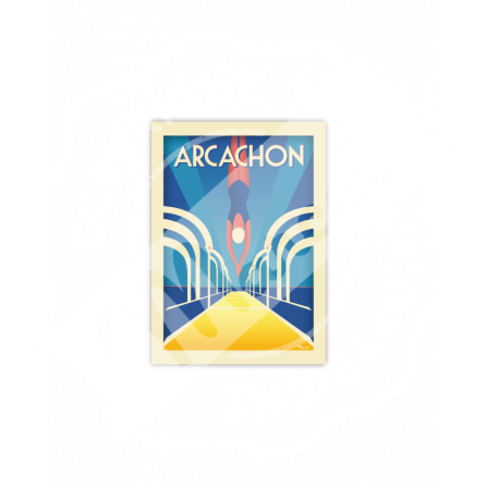 """ARCACHON """"Jetée Thiers """""""