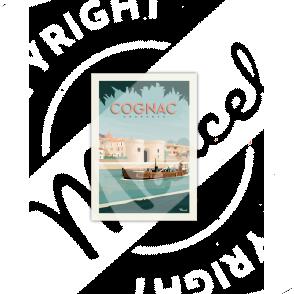 Cartes Postales Marcel COGNAC