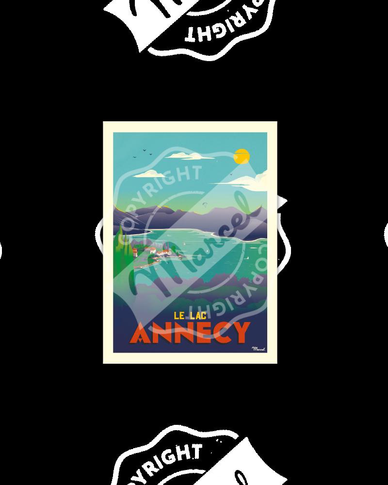 ANNECY «Le Lac»