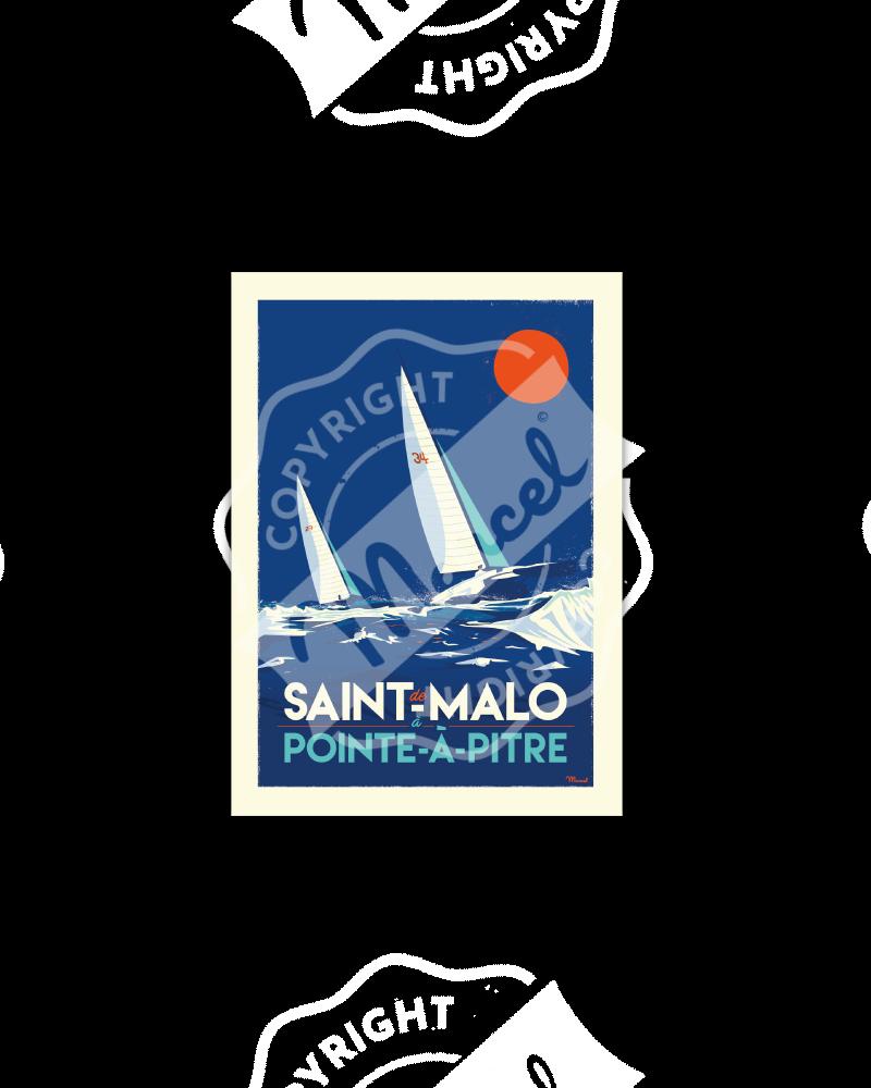Postcard ST MALO /...
