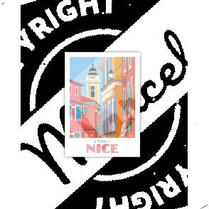 "Cartes Postales Marcel NICE ""Le Vieux Nice"""
