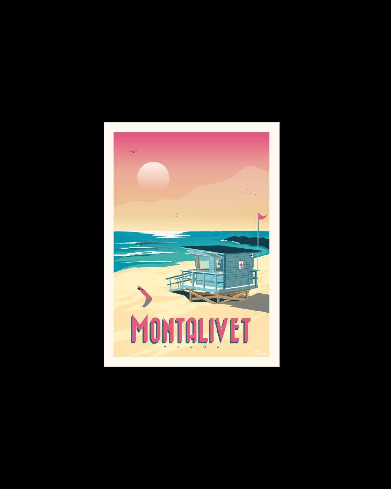 Cartes Postales Marcel Montalivet