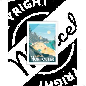 Cartes Postales Marcel NOIRMOUTIER