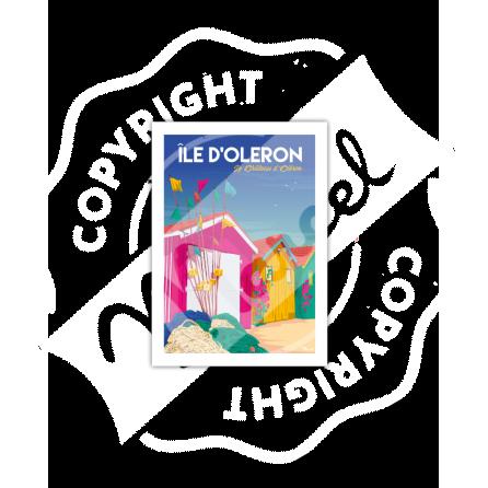 "Cartes Postales Marcel ILE D'OLERON ""Château d'Oléron"""