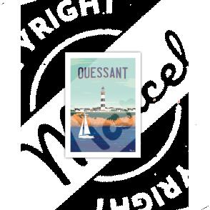 Cartes Postales Marcel OUESSANT