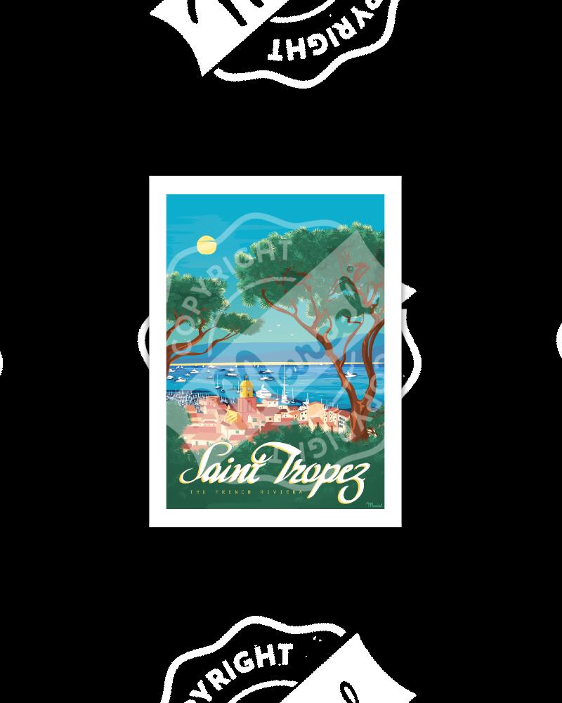 Saint-Tropez The French Riviera