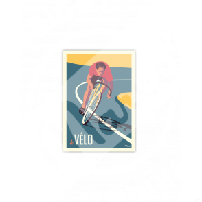 Cartes Postales Marcel LE VELO