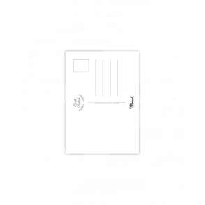 """Carte Postale Marcel PAU """" Grand Prix Automobile """""""