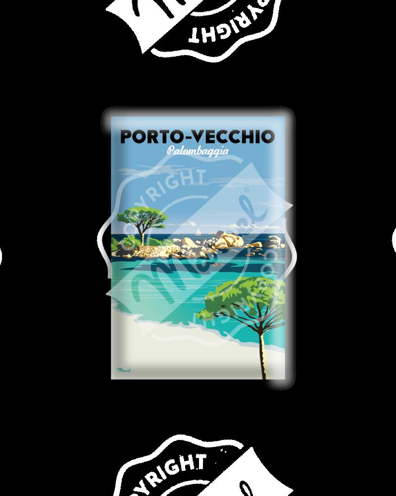 """MAGNET PORTO VECCHIO """"Palombaggia"""""""