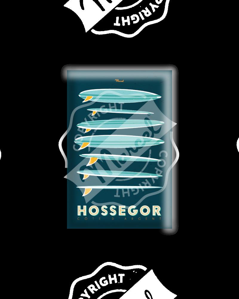 """MAGNET HOSSEGOR """"Surfboards"""""""