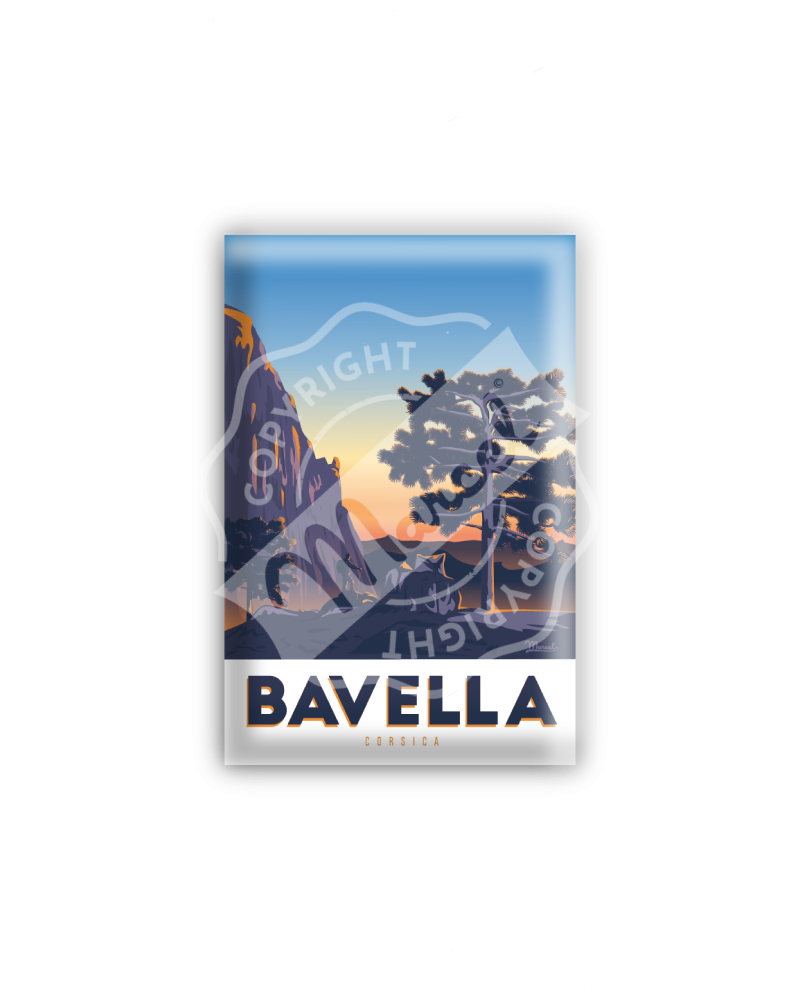 "MAGNET CORSICA ""Randonnée à Bavella"""