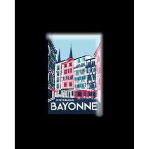 "MAGNET BAYONNE ""Rue Argenterie"""