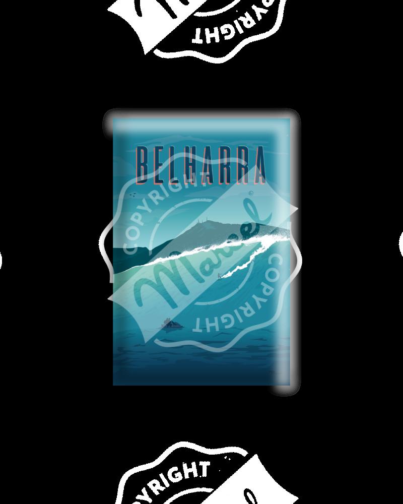 MAGNET «BELHARRA»