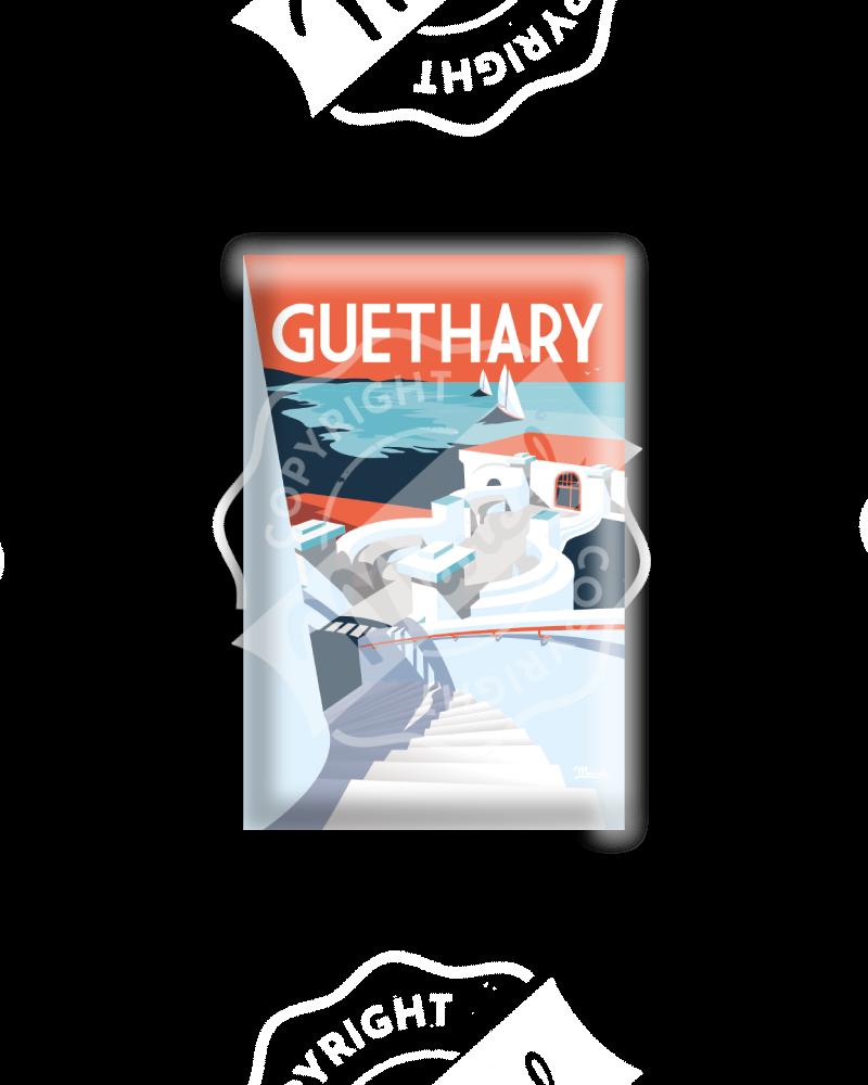 """MAGNET GUETHARY """"La..."""