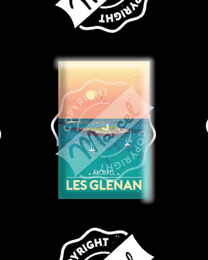 MAGNET «ARCHIPEL LES GLENAN»
