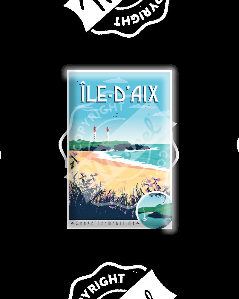 MAGNET ILE D'AIX