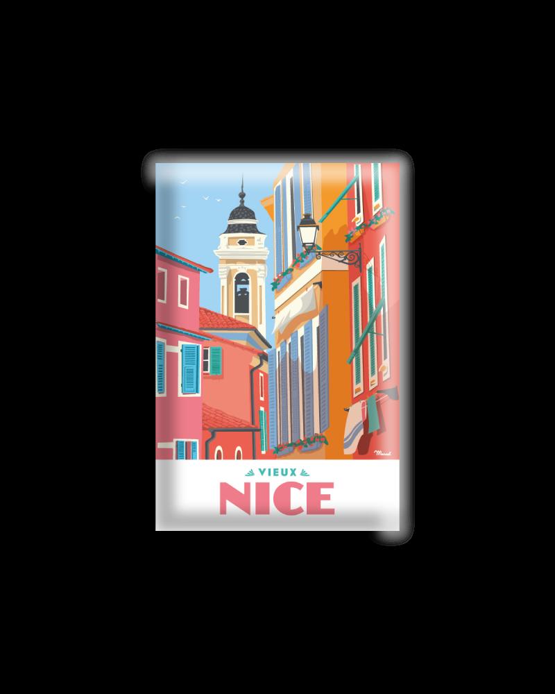 MAGNET NICE «Le Vieux Nice»