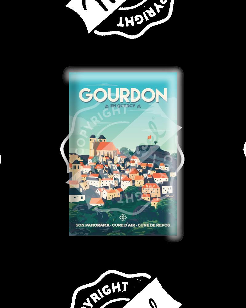 MAGNET GOURDON