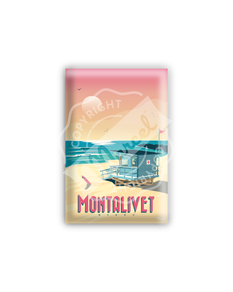 MAGNET MONTALIVET