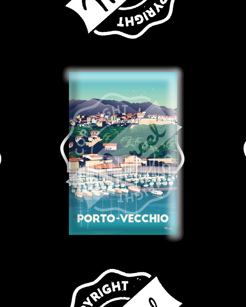 MAGNET PORTO VECCHIO LE PORT