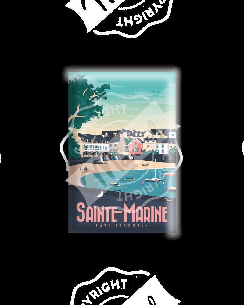MAGNET SAINTE MARINE