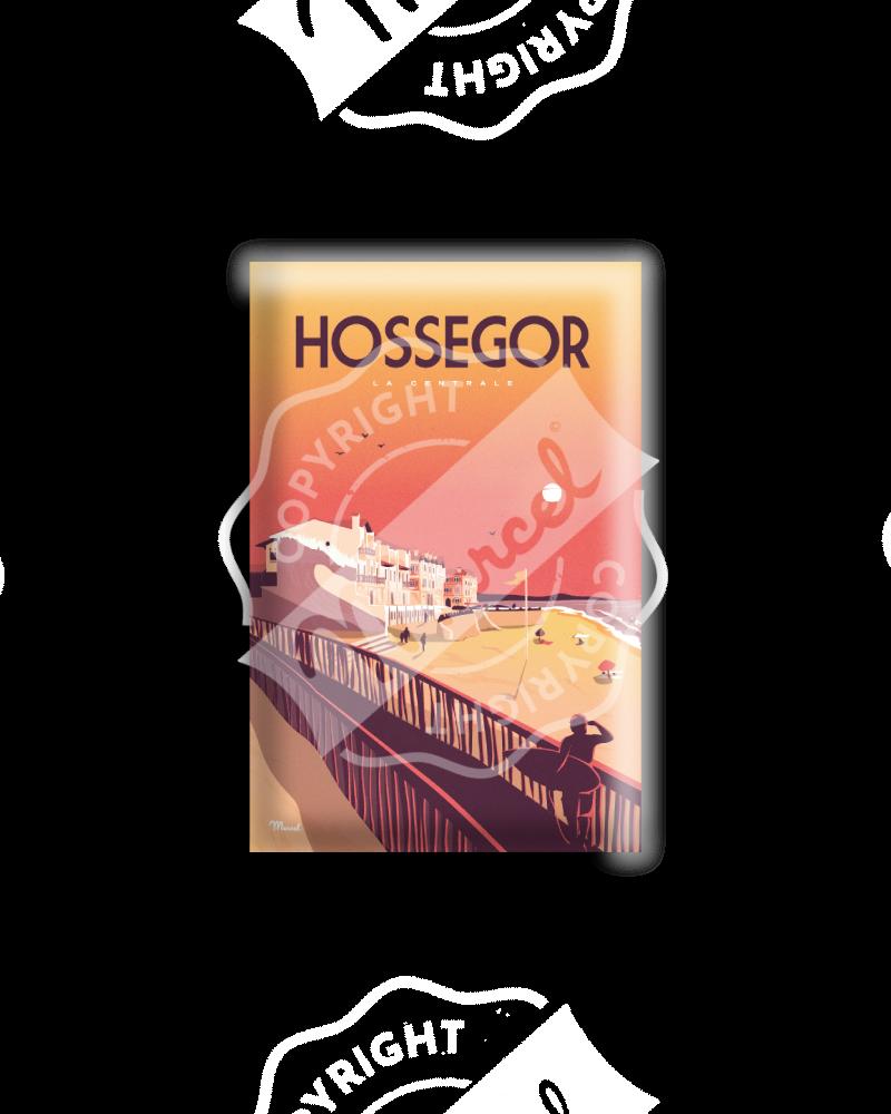 MAGNET HOSSEGOR LA CENTRALE