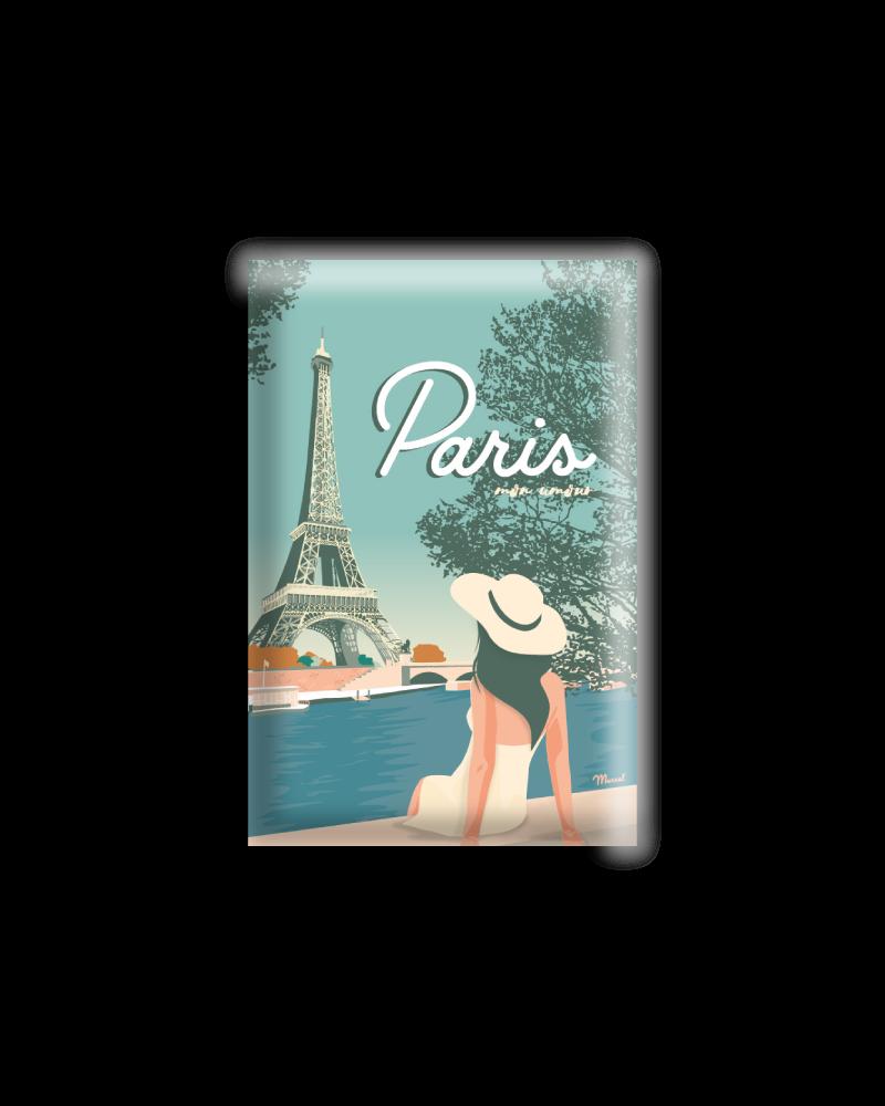 MAGNET PARIS MON AMOUR