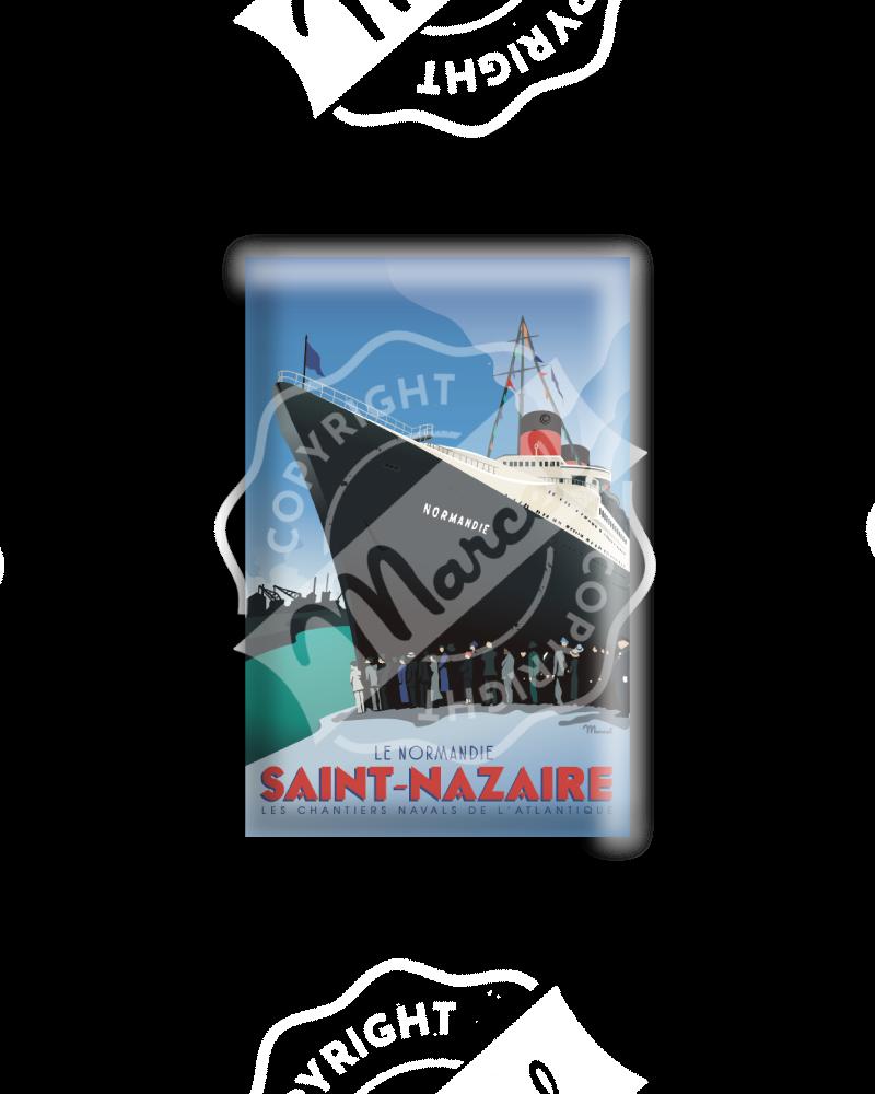 MAGNET SAINT-NAZAIRE - LE NORMANDIE