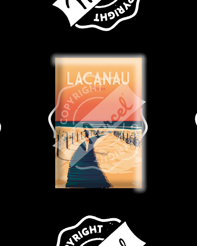 MAGNET LACANAU PLAGE