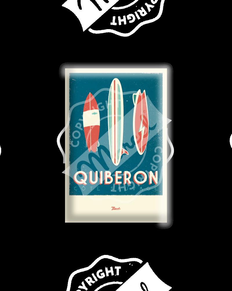 MAGNET QUIBERON SURFBOARDS