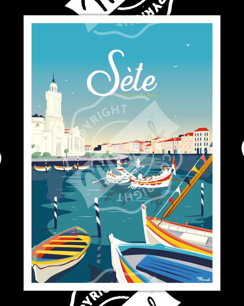 Poster SETE