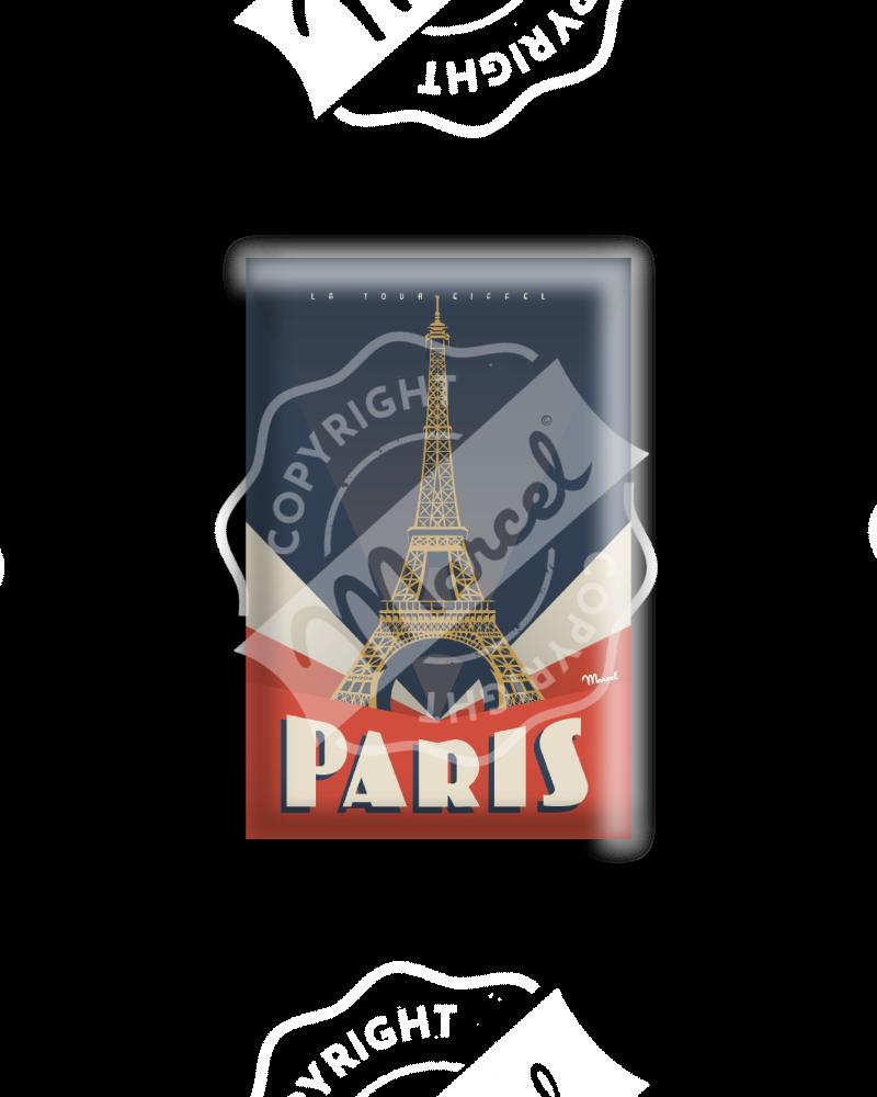 """MAGNET PARIS """"Tour Eiffel"""""""