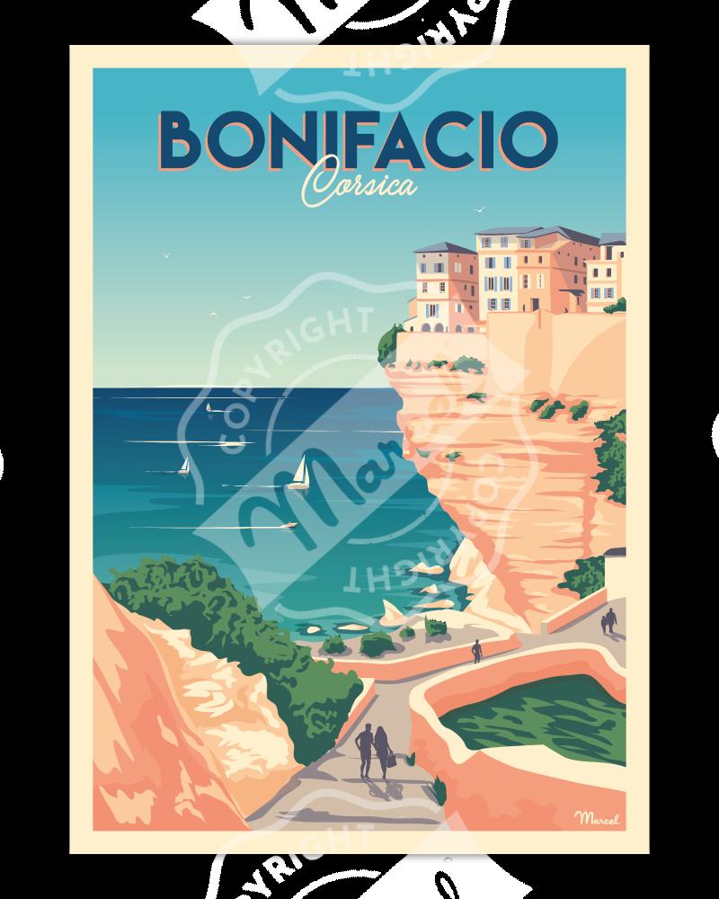 Poster BONIFACIO