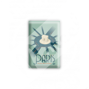 MAGNET PARIS PLACE DE L'ETOILE