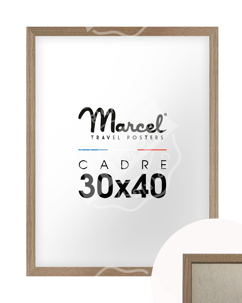 Wood Frame 30x40