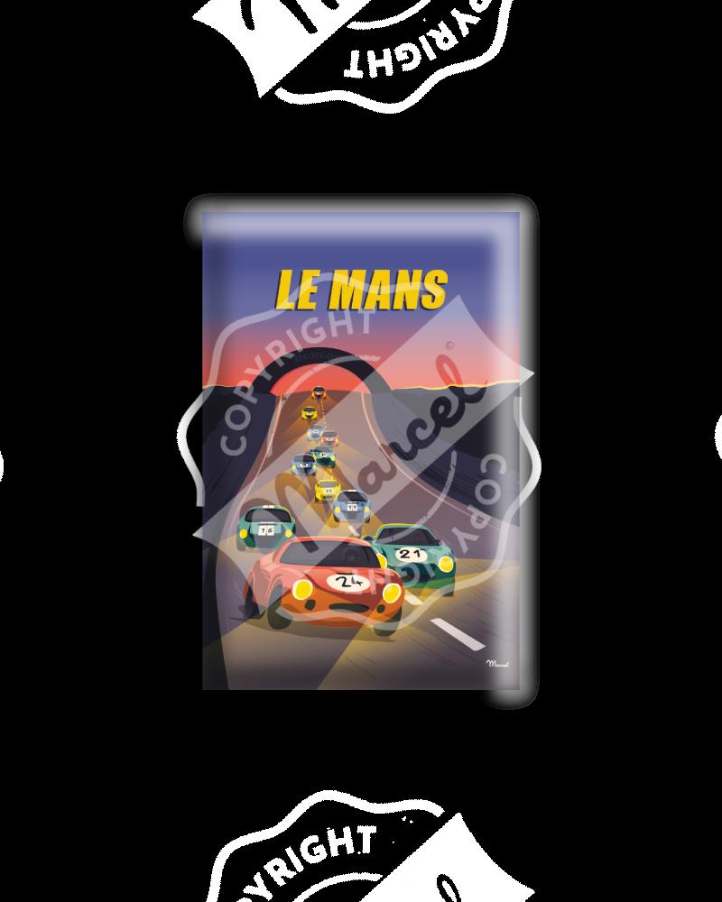 MAGNET LE MANS - 24 HEURES