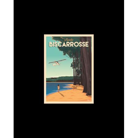 Postcard  BISCARROSSE