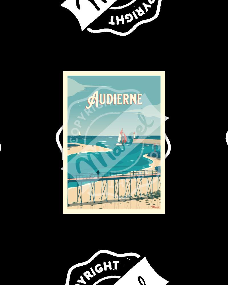 """Audierne """"La Passerelle"""""""