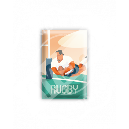 MAGNET RUGBY