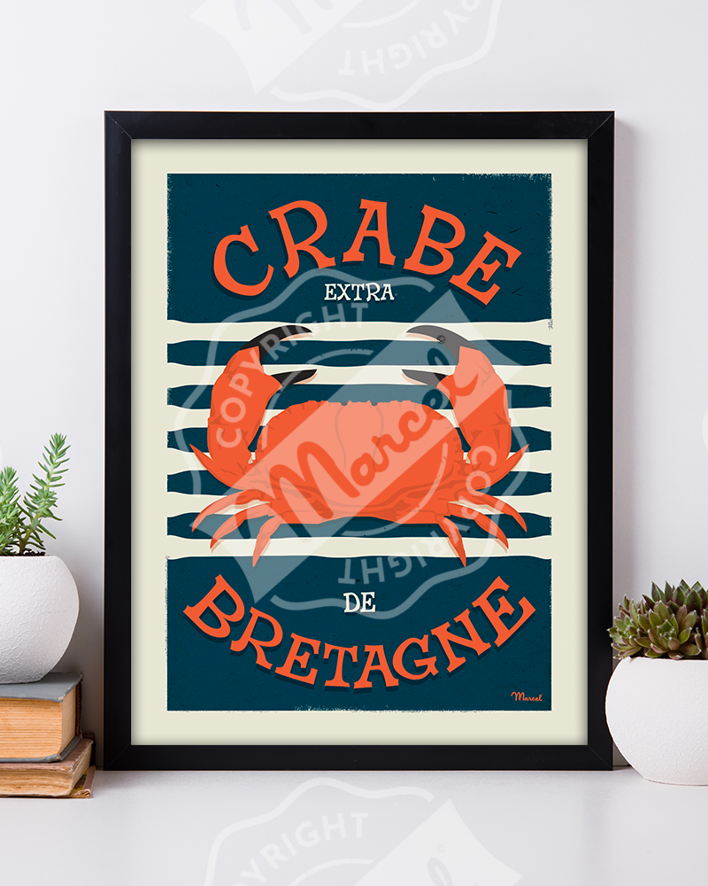 Poster CRABE