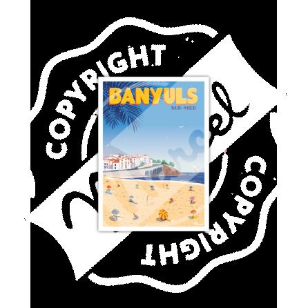 Carte Postale BANYULS SUR MER